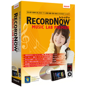 Roxio RecordNow Music Lab Premier [Windowsソフト]