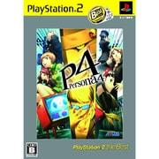 ペルソナ4 (PlayStation 2 the Best) [PS2ソフト]