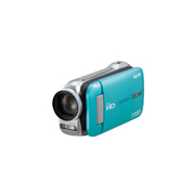 VPC-GH1PX BL [スリムコンパクト 14M静止画 FULL HDムービーカメラ ブルー 海外仕様製品]