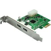 USB3-PE5G2P [PCI Express x1用 USB3.0 増設インターフェースボード 2ポート搭載モデル]