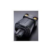FI-8N(R) [ハイエンド・グレード メガネ型インレットプラグ ロジウムメッキ処理]