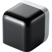 AVA-ACU01BK [iPod/iPhone用CUBE型AC充電器 ブラック]