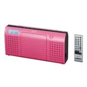 ZS-E70 P [CDラジオ ピンク]