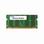 SDX667-512MA [ノートパソコン用メモリ PC2-5300(DDR2-667)対応 512MB]