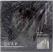 QA900 2.0M [スピーカーケーブル]