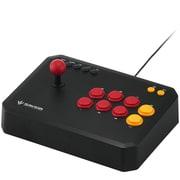 BSGPAC01BK [USBアーケードスティックPC/PS3対応 13ボタンタイプ ブラック]
