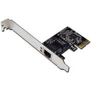 SD-PEGLAN-S2 [PCI Express x1(ロープロファイル対応)接続 10/100/1000Mbps LANカード]