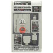 QTLPI-01WH ポケットチャージャー リチウム1300mAh
