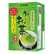 お~いお茶 緑茶 ティーバッグ 2.0g×20袋入 [ティーバッグ]