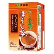 お~いお茶 ほうじ茶 ティーバッグ 2.0g×20袋入 [ティーバッグ]