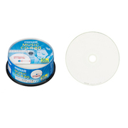 CDRA80WP.30SP [音楽用CD-R 80分 30枚 インクジェットプリンター対応]
