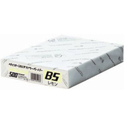 86-406 [ダイオーマルチカラー インクジェット/レーザー/コピー機対応 レモン B5 500枚]
