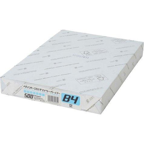 86-423 [ダイオーマルチカラー インクジェット/レーザー/コピー機対応 空 B4 500枚]