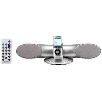 XS-SR3-S [iPod対応スピーカーシステム シルバー]