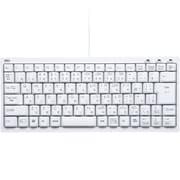 SKB-LKG3W [USB接続 ロングケーブルキーボード コンパクトタイプ ホワイト]