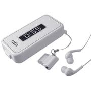 RK-HD121W [携帯電話用インナーイヤーヘッドホン 外部接続端子 イヤホンケース ホワイト]