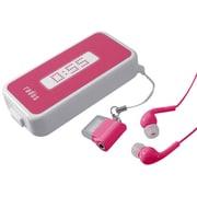 RK-HD121P [携帯電話用インナーイヤーヘッドホン 外部接続端子 イヤホンケース ピンク]