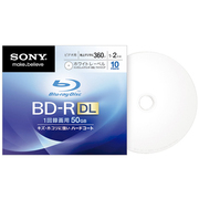10BNR2VCPS2 [録画用BD-R DL 追記型 1-2倍速 片面2層 50GB 10枚 インクジェットプリンタ対応]