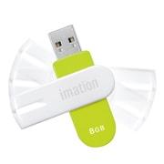 UFDNFE8GGR [USBフラッシュメモリ NANO-f 8GB グリーン]