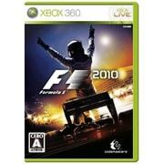 F1 2010 (フォーミュラ 1) [Xbox360ソフト]