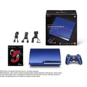 プレイステーション3 グランツーリスモ5 レーシングパック HDD160GB タイタニウム・ブルー CEJH-10007