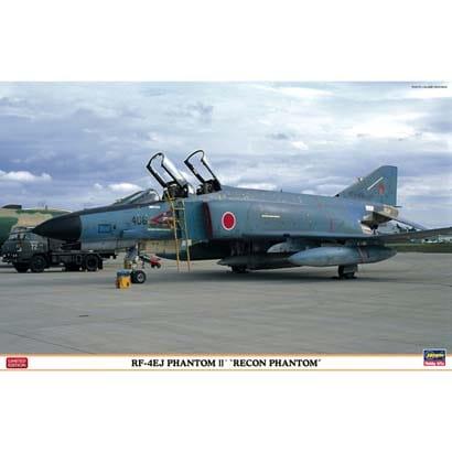 RF-4EJ ファントムII リコン ファントム [1/48スケール プラモデル]