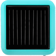 ICPICO-TUR-FS [小型ソーラーケータイ充電器 iCharge Pico(アイチャージピコ) FOMA/SoftBank用 ターコイズ]