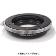 G-M4/3 [マウントアダプター レンズ側:コンタックスG ボディ側:マイクロフォーサーズ]