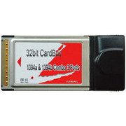 IEEE1394b-CB2 [IEEE1394b対応 CardBus接続 インターフェイスカード]
