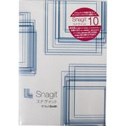 Snagit 10(スナグイット 10) [Windowsソフト]