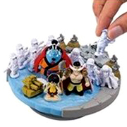 ONE PIECE グラグラ海軍本部ゲーム