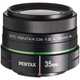PENTAX-DA 35mm F2.4 AL [標準レンズ 35mm/F2.4 ブラック ペンタックスK]
