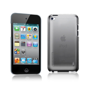 TUN-IP-000134 [第4世代iPod touch用ケース eggshell for iPod touch 4G スモーク]