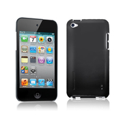 TUN-IP-000135 [第4世代iPod touch用ケース eggshell for iPod touch 4G ブラック]
