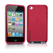 TUN-IP-000148 [第4世代iPod touch用ケース SOFTSHELL for iPod touch 4G レッド]