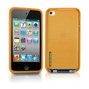 TUN-IP-000149 [第4世代iPod touch用ケース SOFTSHELL for iPod touch 4G オレンジ]