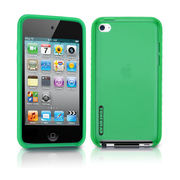 TUN-IP-000150 [第4世代iPod touch用ケース SOFTSHELL for iPod touch 4G グリーン]