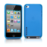 TUN-IP-000151 [第4世代iPod touch用ケース SOFTSHELL for iPod touch 4G ブルー]