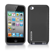 TUN-IP-000152 [第4世代iPod touch用ケース SOFTSHELL for iPod touch 4G スモーク]