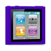 TUN-IP-000164 [第6世代iPod nano用シリコンケース ICEWEAR for iPod nano 6G パープル]
