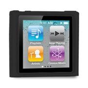 TUN-IP-000165 [第6世代iPod nano用シリコンケース ICEWEAR for iPod nano 6G ブラック]
