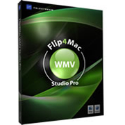 Flip4Mac WMV Studio Pro [Macソフト]