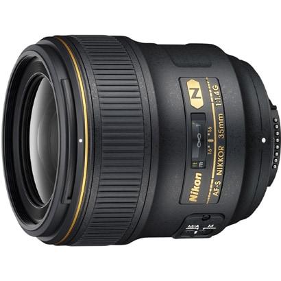 AF-S NIKKOR 35mm f/1.4G [AF-S ニッコール 35mm/F1.4 ニコンFマウント FXフォーマット]