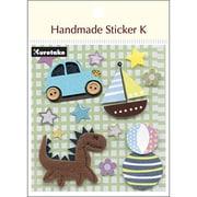 SBST300-2 [Handmade sticker K(ハンドメイドステッカーケイ) ベビーボーイトイズ]