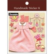 SBST500-3 [Handmade sticker K(ハンドメイドステッカーケイ) ベベガール]