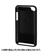 PDA-IPOD58BK [第4世代 iPod touch用ハードケース ブラック]