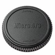 E-6333 [マイクロフォーサーズ用レンズリアキャップ]