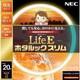 FHC20EL-LE-SHG [丸形スリム管蛍光灯 Life Eホタルックスリム 3波長形電球色 20形(28W)]