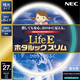 FHC27ED-LE-SHG [丸形スリム管蛍光灯 Life Eホタルックスリム 3波長形昼光色 27形(38W)]