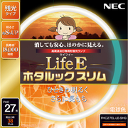 FHC27EL-LE-SHG [丸形スリム管蛍光灯 Life Eホタルックスリム 3波長形電球色 27形(38W)]